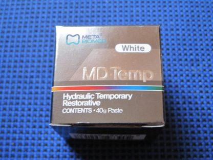 Пломбировочный временный материал MD-Temp, цвет белый, 1банка х40гр