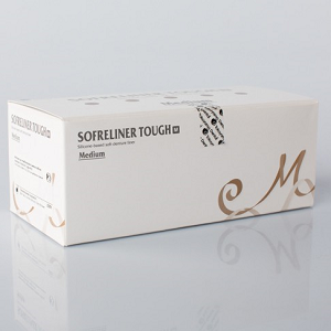материал для перебазировки съемных зубных протезов Sofreliner Tough M