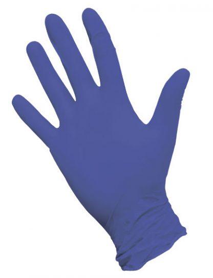 Перчатки нитриловые диагностические фиолетовые NitriMAX