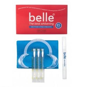Профессиональное косметическое отбеливание «Belle» 6%