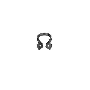 Кламп для премоляров №0-В с чёрным покрытием (Dentech, Япония)
