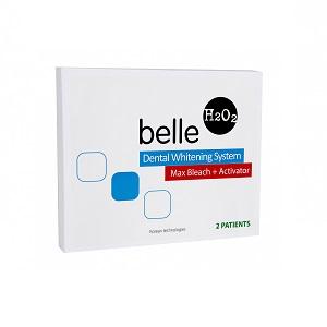 Набор для отбеливания без ламп Belle Max Bleach+Activator 37% на 2 пациента