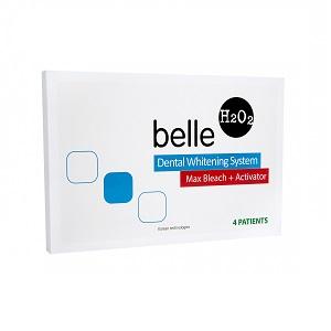 Набор для отбеливания без ламп Belle Max Bleach+Activator 37% на 4 пациента