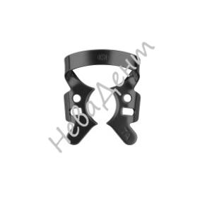Кламп для моляров №7A-В с черным покрытием (Dentech, Япония)