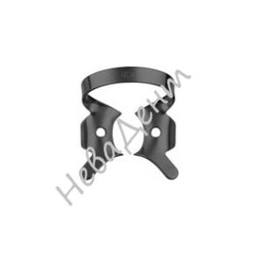 Кламп для моляров №8-В с черным покрытием (Dentech, Япония)