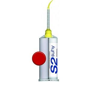Bisico S2 Супергидрофил, Медиум, (3 картриджа по 50 мл. + 18 смесителей + 10 канюль)