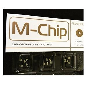 Наноматрица M-Chip для комплексного лечения заболеваний пародонта