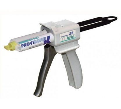 Диспенсер для работы с картриджами для смешивания в пропорции 1:1 (25 ml).