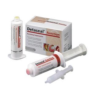Detaseal function regular set слепочный материал для функционального оттиска, набор 2х80мл