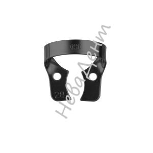 Кламп для моляров №28-В с черным покрытием (Dentech, Япония)