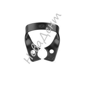 Кламп для премоляров №27-В с черным покрытием (Dentech, Япония)