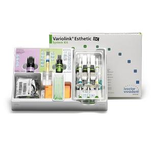 Набор для адгезивной фиксации Variolink Esthetic DC System Kit (Bottle)