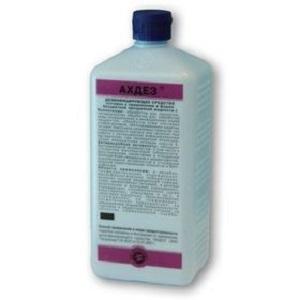 Ахдез - кожный антисептик, 1 литр