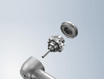 S-Max pico - турбинный наконечник с ультра-миниатюрной головкой, с оптикой