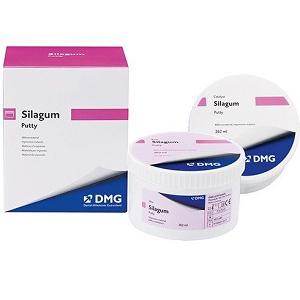 Силагум база стандарт, 2 банки по 262 мл (DMG, Германия)