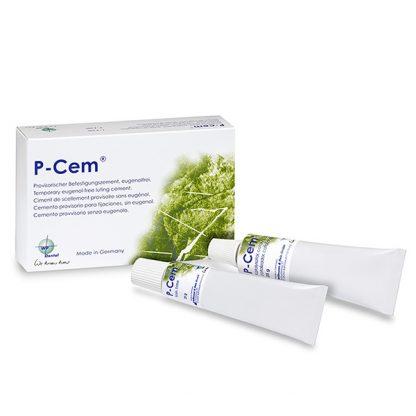 Цемент P-CEM для временной фиксации
