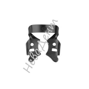 Кламп для моляров №56A-B с черным покрытием (Dentech, Япония)