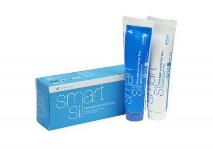 Слепочная масса Smart Sil Tube (regular body) (150мл база + 150мл катализатор)